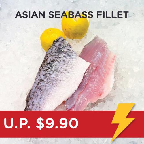 Flash Deal: Asian Seabass Fillet