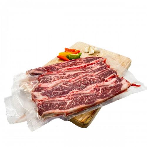 Beef Angus Short Ribs - Galbi Cut