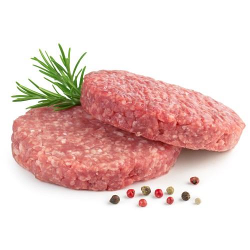 Homemade Beef Patties