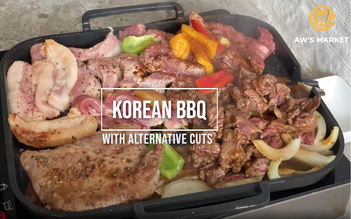Alternative Cuts for KBBQ