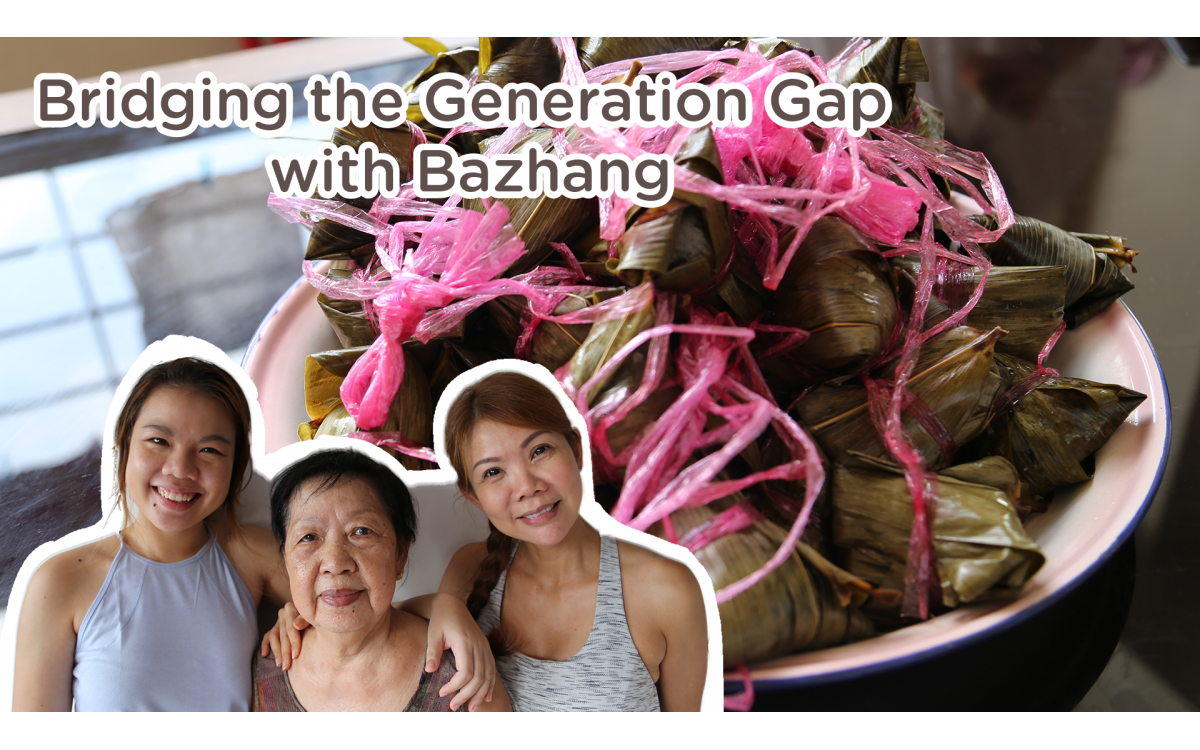 Bridging the Generation Gap with Bazhang
