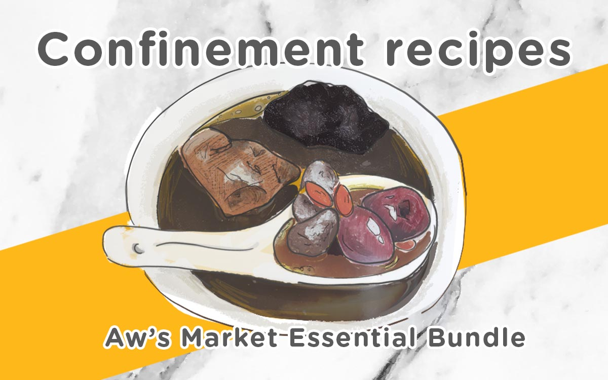 Essential Recipes for Confinement Mommies