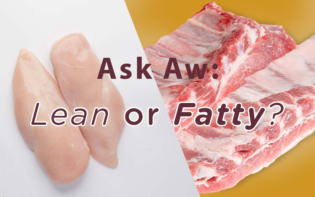 Lean or Fatty Meat?