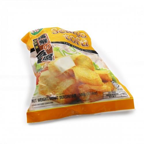 Pre-Fried Tofu