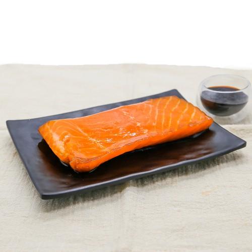 Teriyaki Salmon Fillet