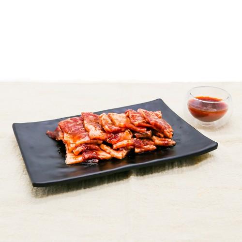 Yakiniku Beef Shortribs Slices