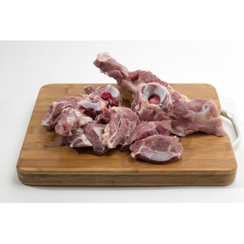 Pork Keybone with Meat 锁匙骨
