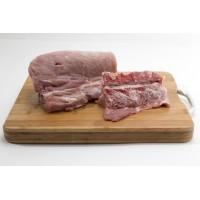 Pork Loin Bone with Meat