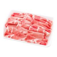 Pork Collar Shabu 五花肉薄片