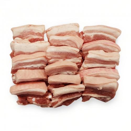 Pork Belly (Sliced) 腩肉切片