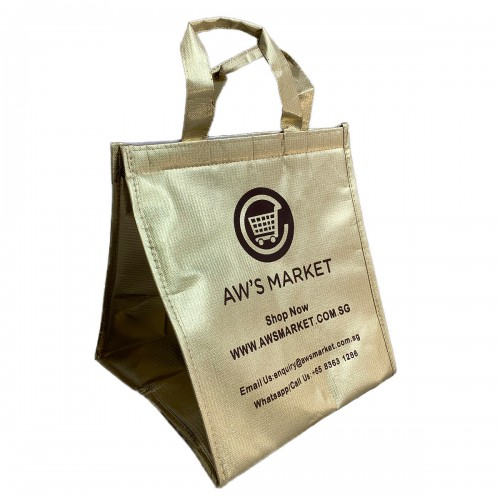 Aw's Market Limited Edition Cooler Bag