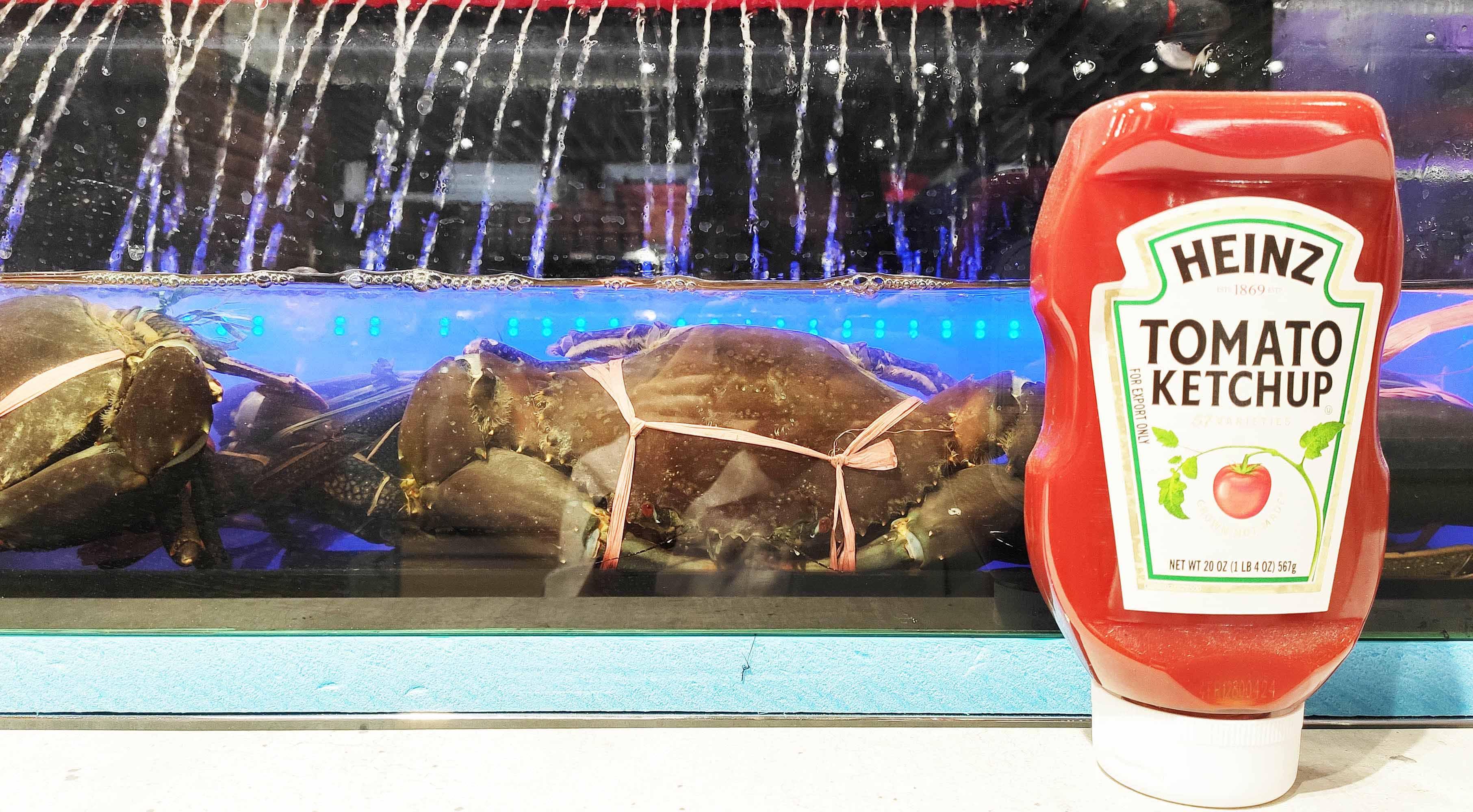 Aw's Market XL mud crabs